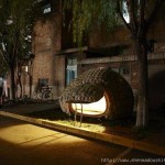 Дом-яйцо в Пекине