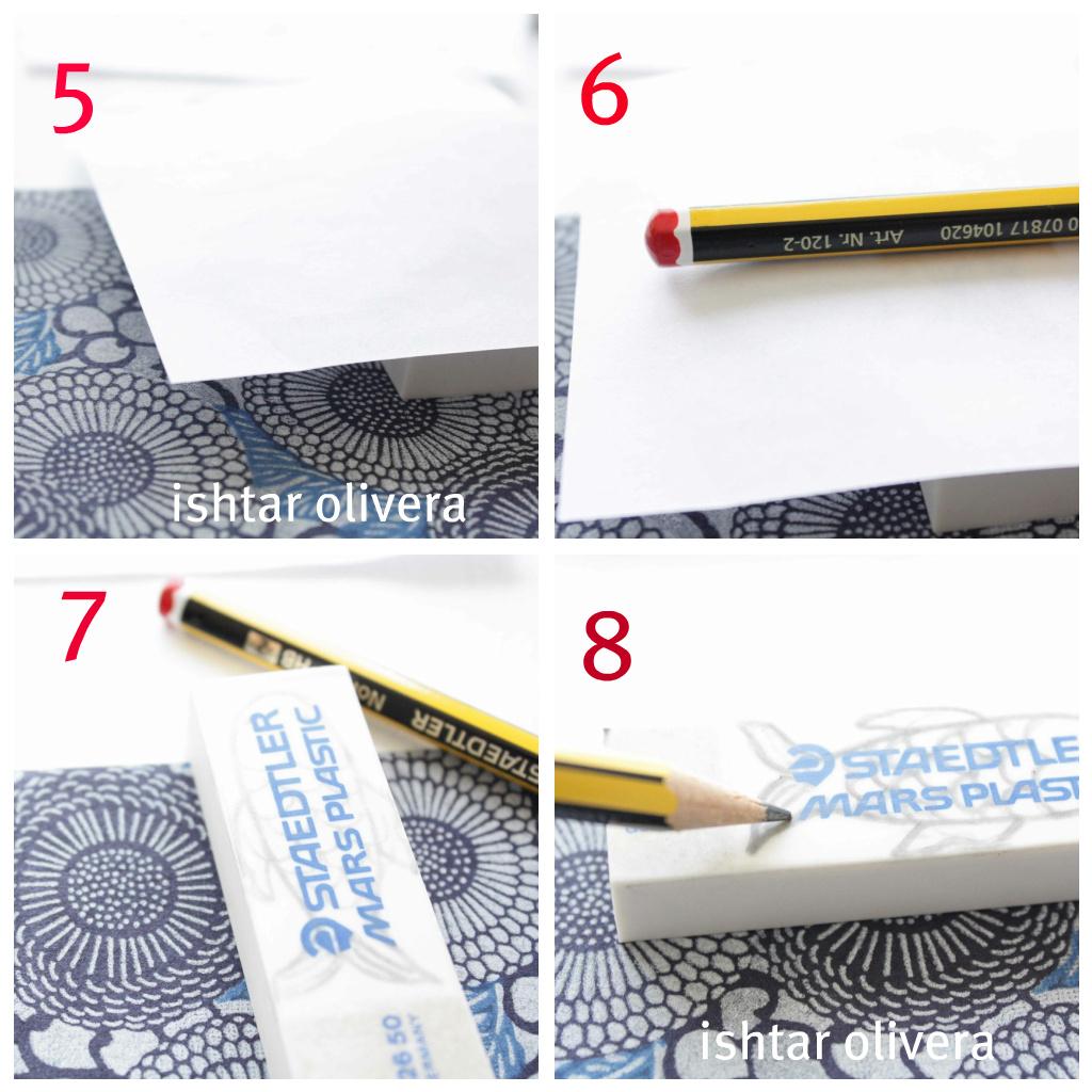Как почистить печать или штамп в домашних условиях