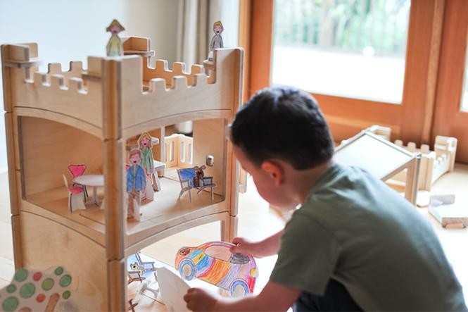 Как сделать балкон в кукольном - альтаир и к.
