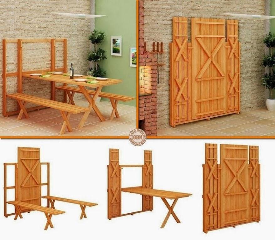 Метки: мебель, поделки из